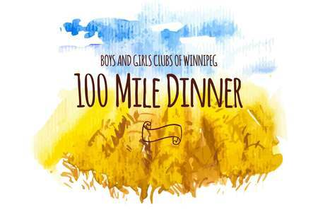 100 Mile Graphic